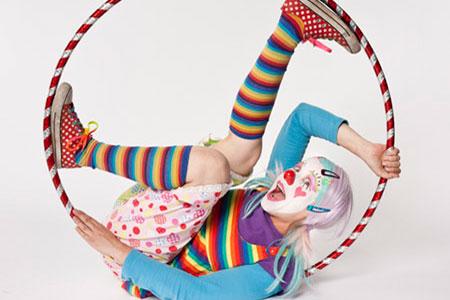 Daisy The Clown 450x300